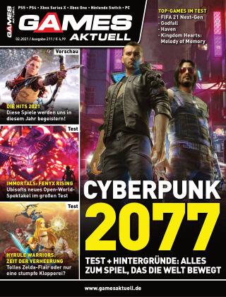 Games Aktuell 02-2021
