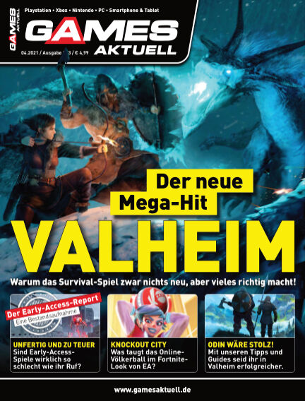Games Aktuell March 17, 2021 00:00