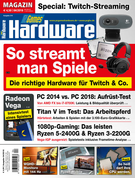 PC Games Hardware March 07, 2018 00:00
