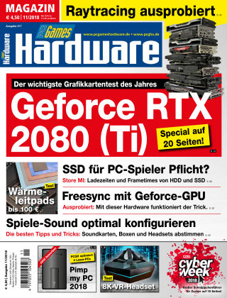 PC Games Hardware 11-2018