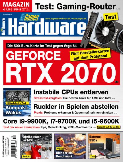PC Games Hardware November 07, 2018 00:00