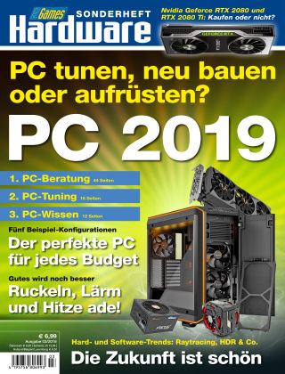PC Games Hardware SH 3/2018