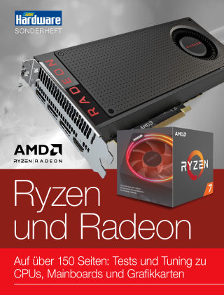 PC Games Hardware SH Ryzen & Radeon