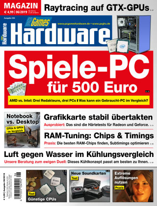 PC Games Hardware 06-2019