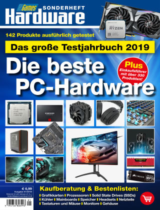 PC Games Hardware Sonderheft 1-2019