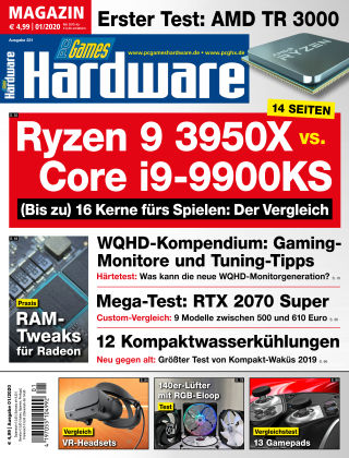 PC Games Hardware 01-2020