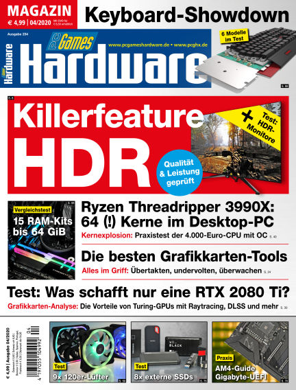 PC Games Hardware March 04, 2020 00:00