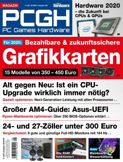 PC Games Hardware April 01, 2020 00:00