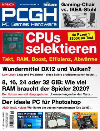 PC Games Hardware 08-2020
