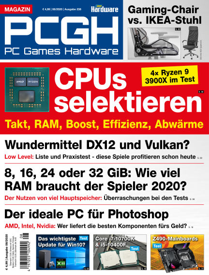 PC Games Hardware July 01, 2020 00:00