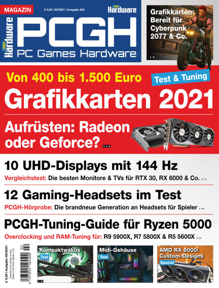 PC Games Hardware January 07, 2021 00:00