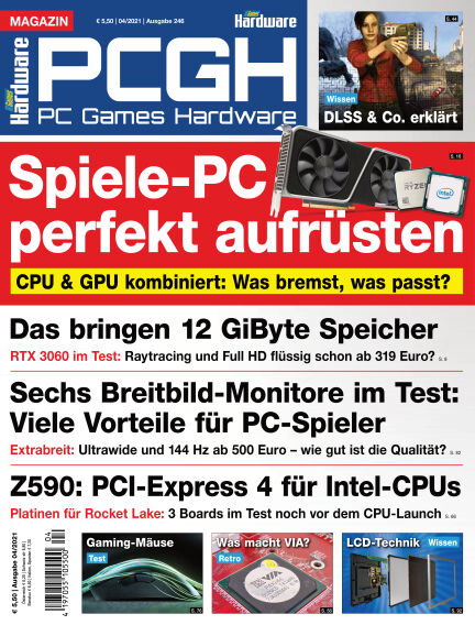 PC Games Hardware March 03, 2021 00:00