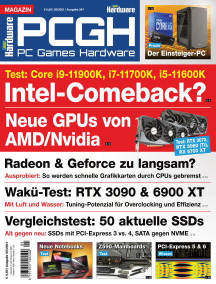PC Games Hardware April 07, 2021 00:00