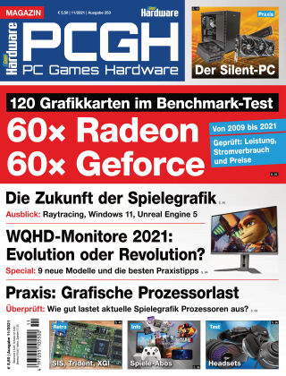 PC Games Hardware 11-2021