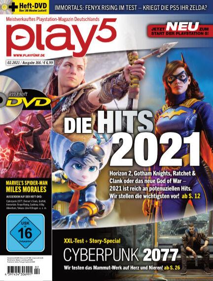 Play5 January 07, 2021 00:00