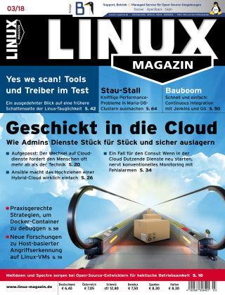 Linux-Magazin 03-2018