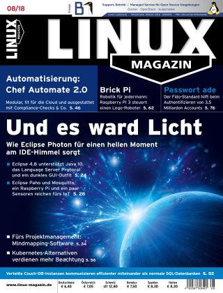 Linux-Magazin 08-2018