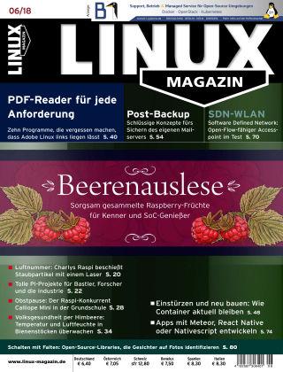 Linux-Magazin 06-2018