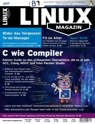 Linux-Magazin 12-2017