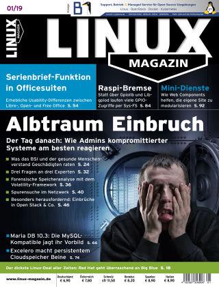 Linux-Magazin 01-2019