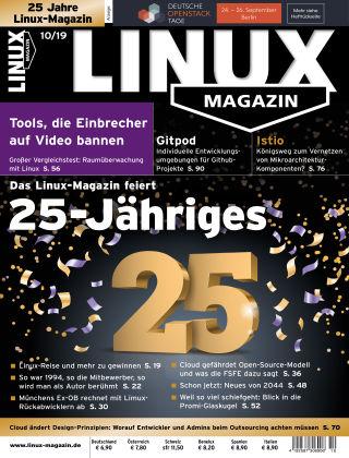 Linux-Magazin 10-2019