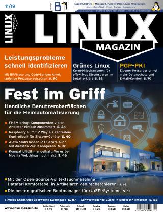 Linux-Magazin 11-2019