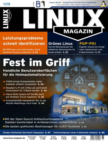 Linux-Magazin October 02, 2019 00:00