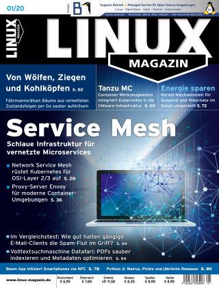 Linux-Magazin 01-2020