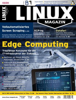 Linux-Magazin 03-2020