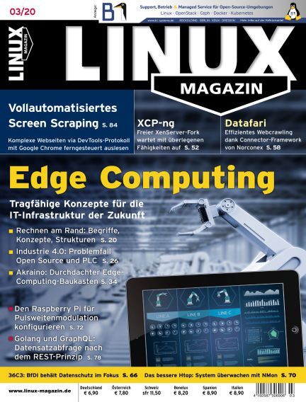 Linux-Magazin February 06, 2020 00:00