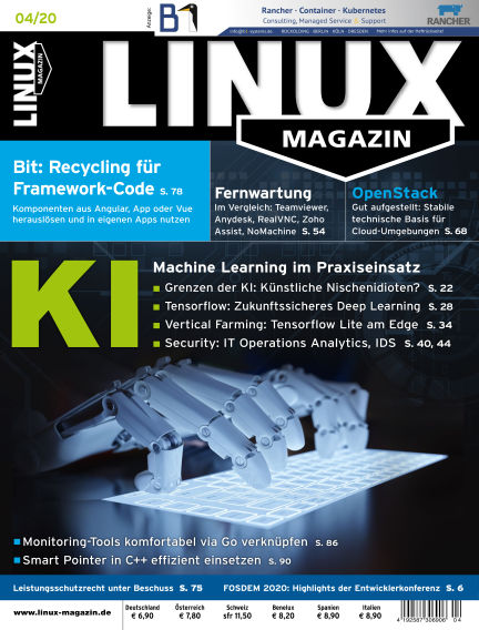 Linux-Magazin March 05, 2020 00:00