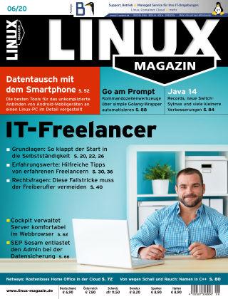 Linux-Magazin 06-2020
