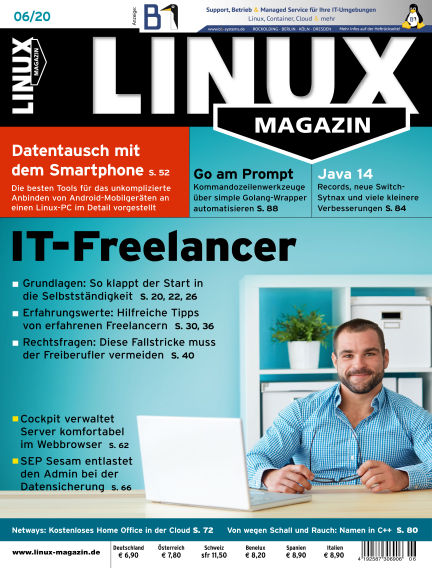 Linux-Magazin May 07, 2020 00:00