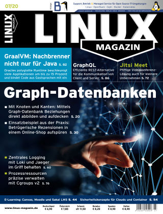 Linux-Magazin 07-2020