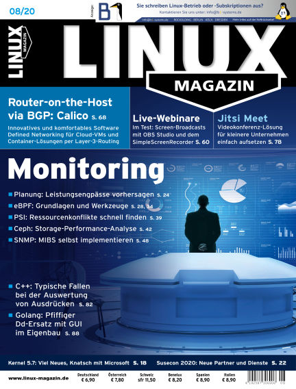 Linux-Magazin July 02, 2020 00:00