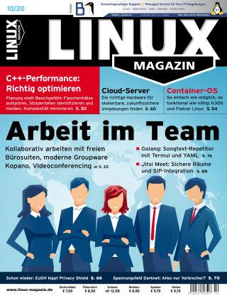 Linux-Magazin 10-2020