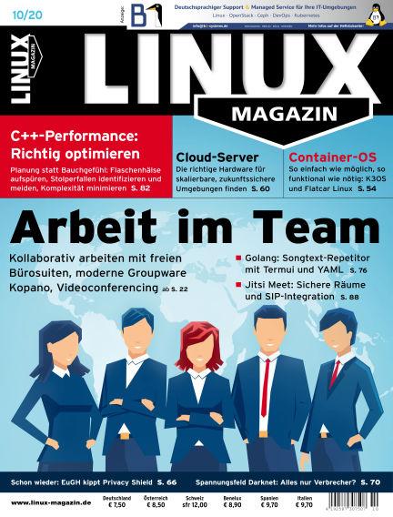Linux-Magazin September 03, 2020 00:00