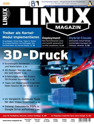 Linux-Magazin 11-2020