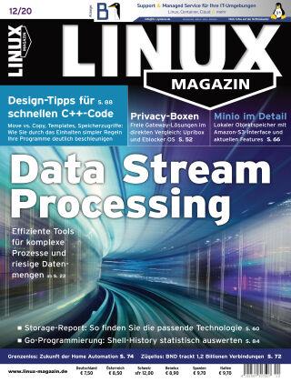 Linux-Magazin 12-2020
