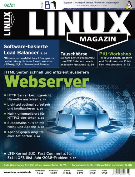 Linux-Magazin January 07, 2021 00:00