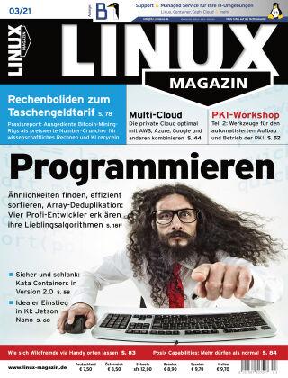 Linux-Magazin 03-2021