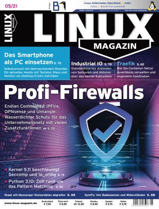 Linux-Magazin 05-2021