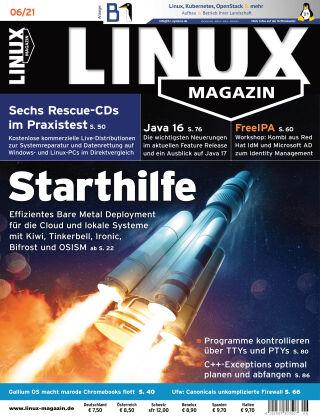 Linux-Magazin 06-2021