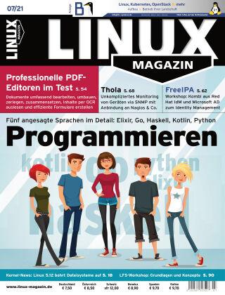 Linux-Magazin 07-2021