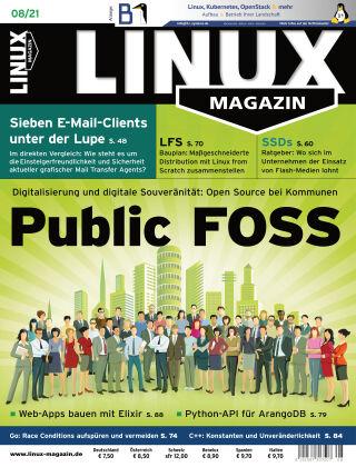 Linux-Magazin 08-2021