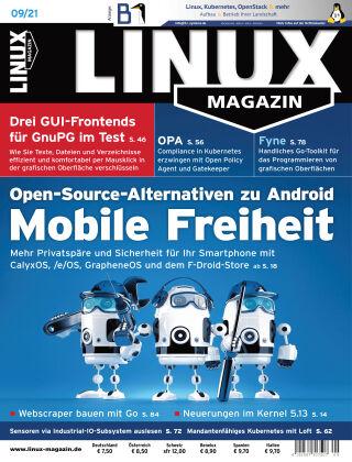 Linux-Magazin 09-2021