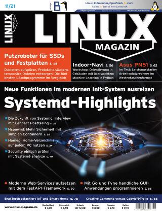 Linux-Magazin 11-2021
