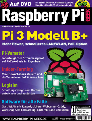 Raspberry Pi Geek 06-2018