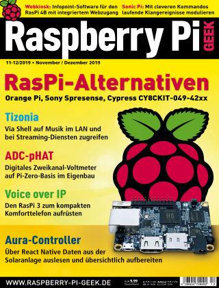 Raspberry Pi Geek 12-2019
