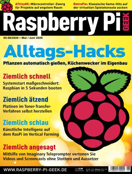Raspberry Pi Geek April 02, 2020 00:00